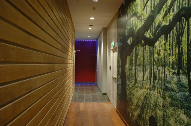 korridor wc