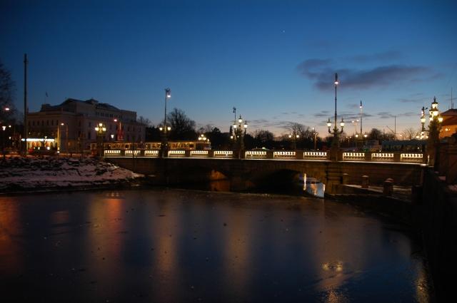 Kungsportsbron från öst