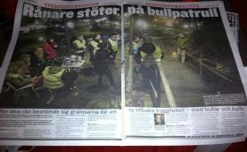 Tidningsartikel Trygg Trappa